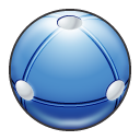 comp, network SteelBlue icon