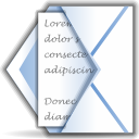 Message, Email, Letter, envelop, send, mail Icon