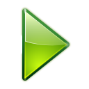 yes, Forward, Arrow, ok, right, correct, next YellowGreen icon