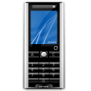 Tel, telephone, phone SteelBlue icon