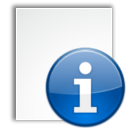 Text, credits, File, mime, Gnome, document WhiteSmoke icon