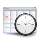 Schedule, option, Setting, Calendar, preference, date, config, Configure, configuration Gainsboro icon
