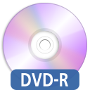 disc, Dev, Disk, Gnome, dvdr, save Lavender icon