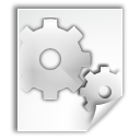 Text, document, makefile, File WhiteSmoke icon