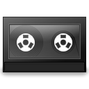 tape, media DarkSlateGray icon
