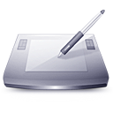 input, Tablet Silver icon
