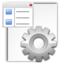 Application, Gnome, glade, mime WhiteSmoke icon