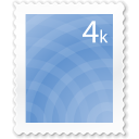 Orientation, gtk, portrait CornflowerBlue icon