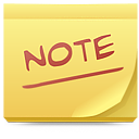 Applet, Gnome, sticky, Note Khaki icon