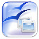 Impress, Openofficeorg Lavender icon