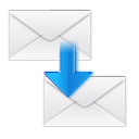 envelop, Duplicate, Copy, Message, mail, Email, Letter, stock WhiteSmoke icon