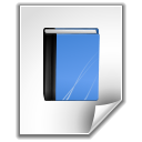 File, Text, troff, document CornflowerBlue icon