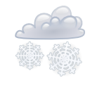 weather, Snow, climate Icon