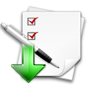 stock, task, Assigned WhiteSmoke icon