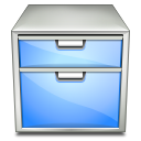 paper, File, document, manager LightSkyBlue icon