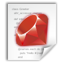ruby, Application WhiteSmoke icon