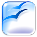 Openoffice Lavender icon