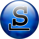start, here, Slackware MidnightBlue icon