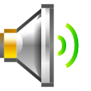 volume, medium, newschool, Audio DimGray icon
