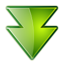 Bottom YellowGreen icon