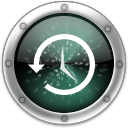 alarm clock, Gnome, Alarm, time, history, Clock, Panel DarkSlateGray icon