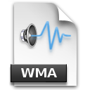 Ms, Audio, Wma WhiteSmoke icon