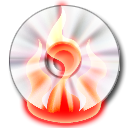 brasero Red icon