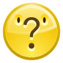 Face, Confused Gold icon