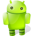 Sh, Android Black icon
