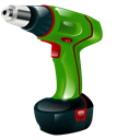 Drill Black icon