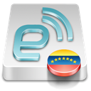 Engadget, Venezuela LightGray icon