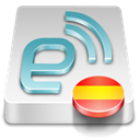 spanish, Engadget LightGray icon