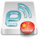 China, Engadget LightGray icon