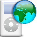 ipod, web, Directory, Dir WhiteSmoke icon