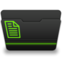 document, File, paper DarkSlateGray icon