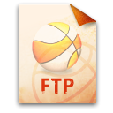 Ftp OldLace icon