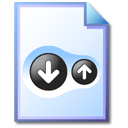 Bt, Bittorrent Lavender icon
