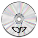 Cd, Disk, save, disc, silver Gainsboro icon