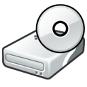 drive, save, Disk, Cd, disc Black icon