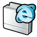Cache, Activex Black icon