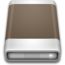 drive, Brown DimGray icon