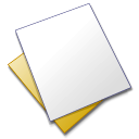 scratch, new Black icon