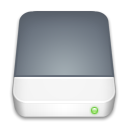Graphite, drive WhiteSmoke icon