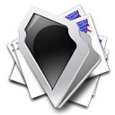 Email, envelop, Letter, mail, Message Black icon