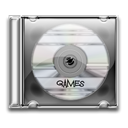 Cd, save, Game, gaming, case, Disk, disc Black icon