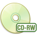 Cd, Disk, Rw, save, disc PaleGoldenrod icon