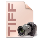 file type, Camera, photography, Tiff Wheat icon