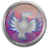 moz, Aqua, Thunderbird, Peach DarkGray icon