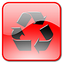 recycle LightPink icon