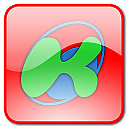 kazaa LightPink icon